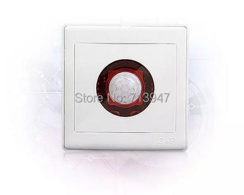 wholesale 50PCS/Lot 220V  PIR motion sensor switch high quality infrared human body motion sensor switch express free shipping<br><br>Aliexpress