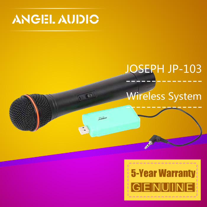 5-Year Warranty Free Shipping JOSEPH USB Receiver Wireless Microphone System For Teaching Speaker Voice Amplifier Loudspeaker(China (Mainland))