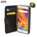 J R Brand Case PU Leather Cover for ZTE A610 Filp Cover Case for ZTE Blade