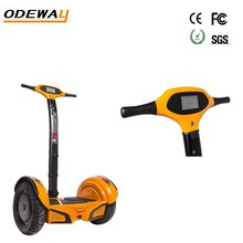 Electric Scooter Two Wheeled Self Balancing Bike Lithium Battery 2*1000W Motor Electric Skateboard with LED Display(China (Mainland))