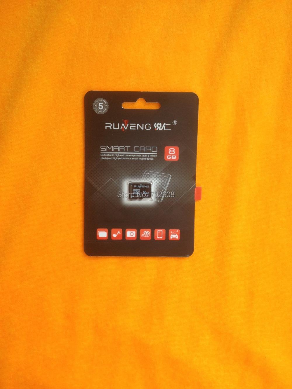 RUNENG 10pcs cheap mini Memory card micro sd card 32gb class 10 micro sd card 64gb class 10 microsd micro sd 128gb(China (Mainland))