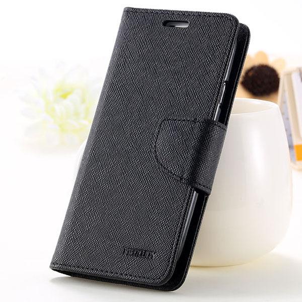 Zenfone 5 Case Black Mercury Fancy Diary Wallet PU Leather Flip Card Slot Cover Asus - Shenzhen huaqiang digital store