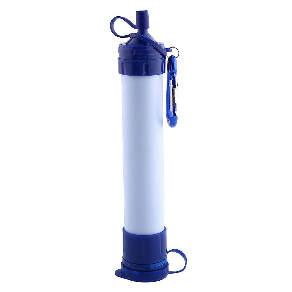 Outdoor Waterstraw Portable Personal Water Filter Purification Purifier Drinking Survival Emergency New Fashion