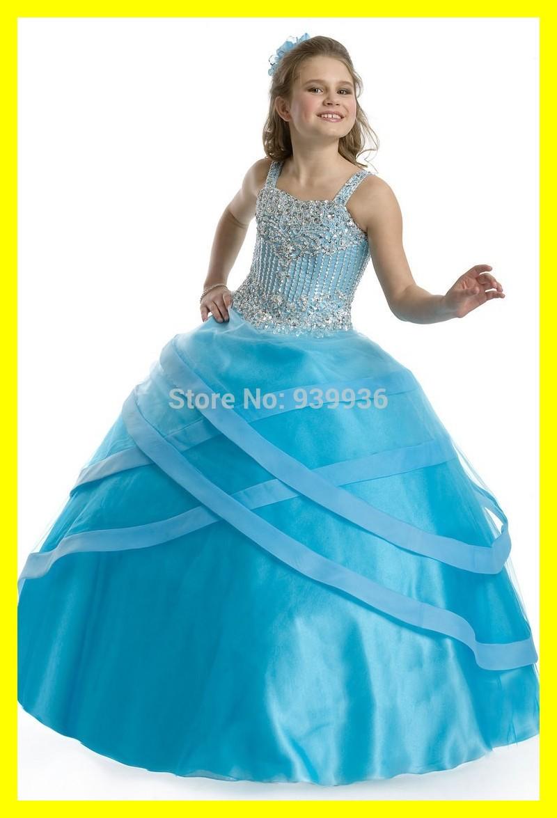 Girls Dress Designs Flower Girl Dresses Blue Baby Smocked ...