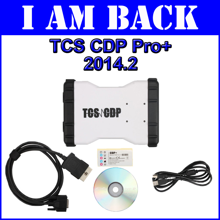 IABK DS150E TCS CDP Pro+ Software 2014.2 DS150 New VCI Cars+Trucks+Generic 3 IN 1 Multi-Language - I am back store