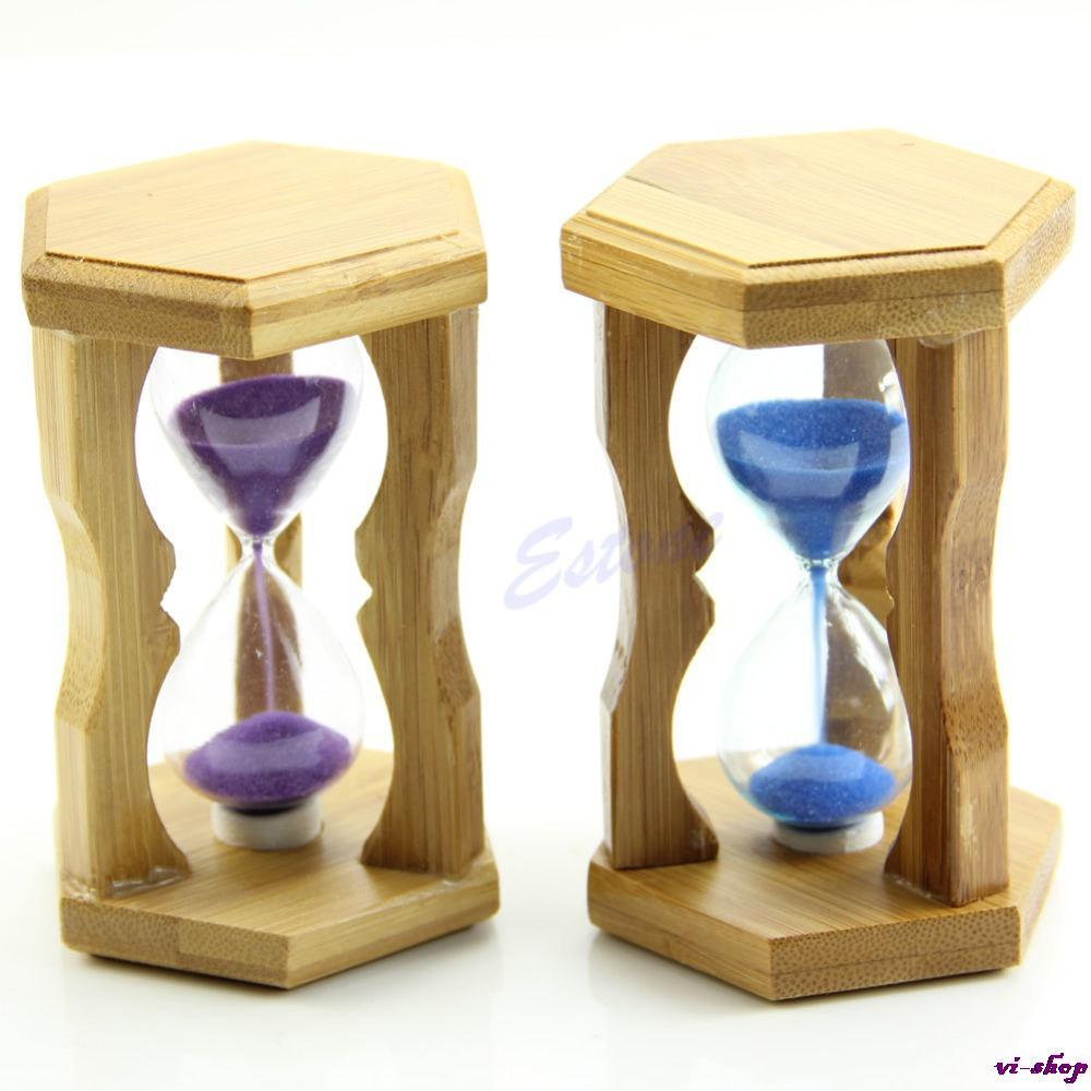 Cute Frame Sand Glass Sandglass Hourglass Timer Clock Time Decor Gift 1 Minute Free Shipping(China (Mainland))