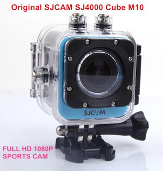 Новое поступление 100% оригинальный SJCAM M10 12 м пикселей sensor170 градусов широкий угол 1080 P Full HD водонепроницаемый спортивный камеры
