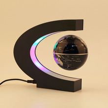 Buy Electronic Magnetic Levitation Floating Globe Antigravity magic/novel light Birthday Gift Xmas Decoration Santa Decor Home Brand for $16.75 in AliExpress store