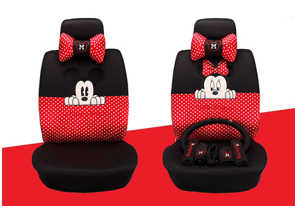 Mickey Mouse Car Accessories Automotive