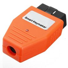OBDII OBD2 4D Chip 16-Pin Smart Key Maker KeyMaker Programmer For Toyota /Lexus(China (Mainland))