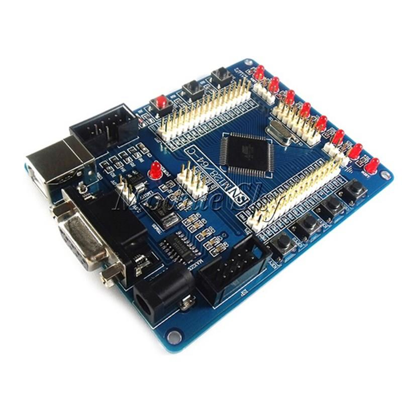 AVR Development Board Designed for ATmega128A mega128L kit board NEW(China (Mainland))