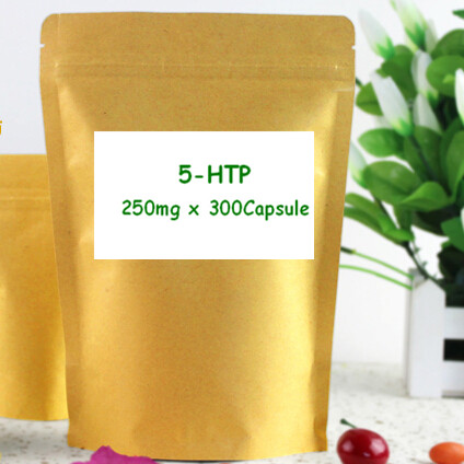 Hotsale High Pure 3 bottles Griffonia Seed Extract 5-HTP 200mg x 270Vcaps free shipping<br><br>Aliexpress