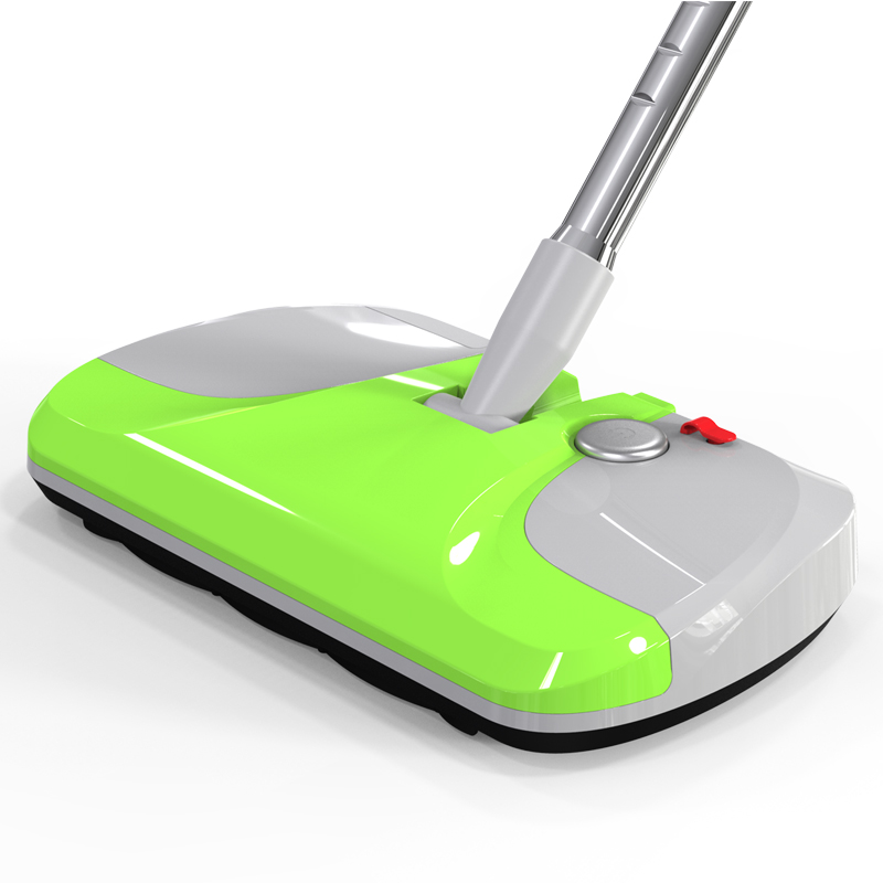 Electric Floor Sweeper, Cordless Floor Cleaner, Telescopic Floor and Carpet Sweeper(China (Mainland))