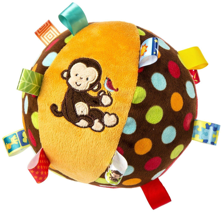 Cartoon Plush Bell Ball Newborn Toys Baby Puzzle Hand Grasping Cloth Ball Lathe Hanging Toy Stuffed Animals & Plush Dolls Stuf(China (Mainland))