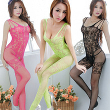 Buy Sexy Lingerie Hot Costumes Sexy Dress Fancy Underwear Coveralls Erotic Lingerie Sleepwear Sex Products Women teddy for $3.22 in AliExpress store