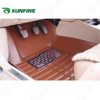 3D car floor mat for LINCOLN MKC/LINCOLN MKZ/FORD EXPLORER car foot pad 3 colors Left hand driver drop shipping