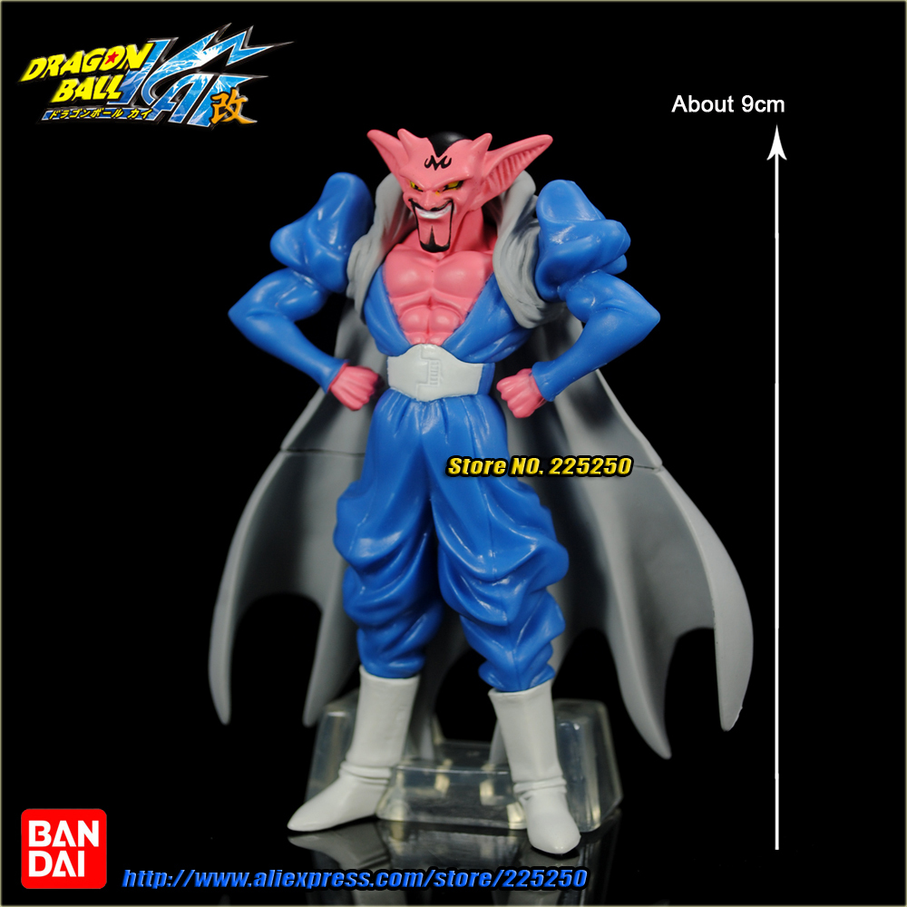 Japan Anime DRAGONBALL Dragon Ball Z/Kai Genuine Original BANDAI Gashapon PVC Toys Action Figures HG Part 6 - Dabura / Darbura DRAGON BALL Store store