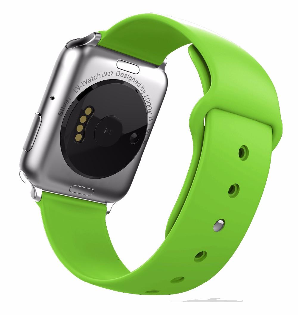 ถูก ใหม่สีขาวMTK 2502Cบลูทูธ4.0สมาร์ทดูกล้องกีฬาออกกำลังกายข้อมือโทรศัพท์ไร้สายอีเมล์Facebook SMSสำหรับA Ndroid ip hone