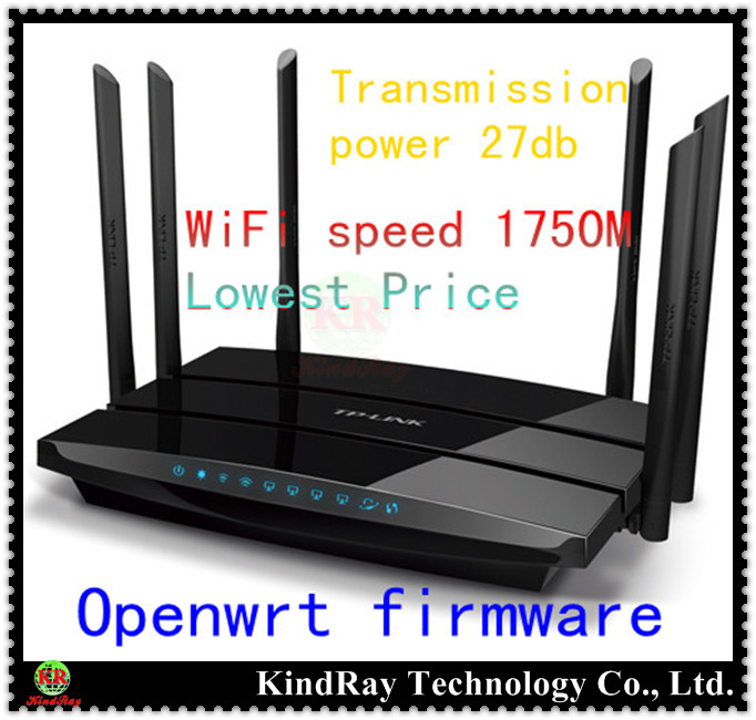 tp-link Archer C7 WDR7500 v3 openwrt router wifi english russian ftp dlan router 1750Mbps 11AC Dual Band 2.4G 5g 5.8G double USB(China (Mainland))
