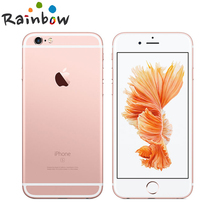 "Buy Original iPhone 6s iOS Dual Core 2GB RAM 16GB 64GB 128GB ROM 4.7""&5.5"" 12.0MP Camera 4G LTE Mobile Phone for $227.79 in AliExpress store"
