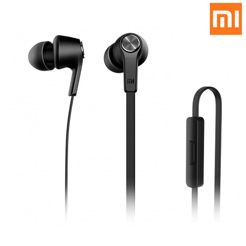 Original Xiaomi Piston Basic Edition Earphone Stereo In-ear Music Headset Earphones Fone de ouvido with Microphone(China (Mainland))