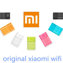 150Mbps 2.4GHz Original Xiaomi Portable Mini USB Wireless Router wifi adapter WI-FI emitter Internet Adapter(China (Mainland))