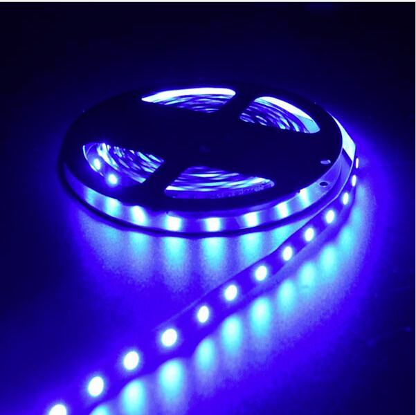 12v 5m tape led strip 5050 rgb/warm white/white/red/green/blue led stripe light non-waterproof 150 leds/roll smd 5050(China (Mainland))