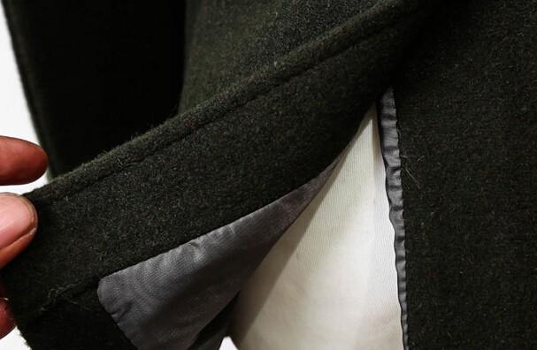 Мужские изделия из шерсти Own brand L/XL/XXL/3XL 1568-DY12
