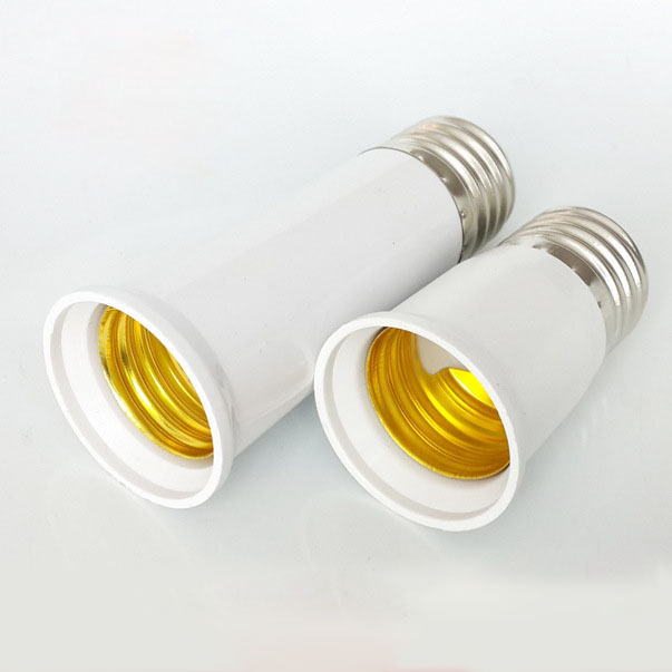 5 Pieces Per Lot E14 to E27; E27 to Extended E27; B22 to E27 Lamp Holder Converter Holder Base Socket Adapter for Bulbs(China (Mainland))