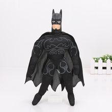 25 cm de Super-heróis Da Liga Da Justiça Brinquedos de Pelúcia Brinquedo Colecionável(China)