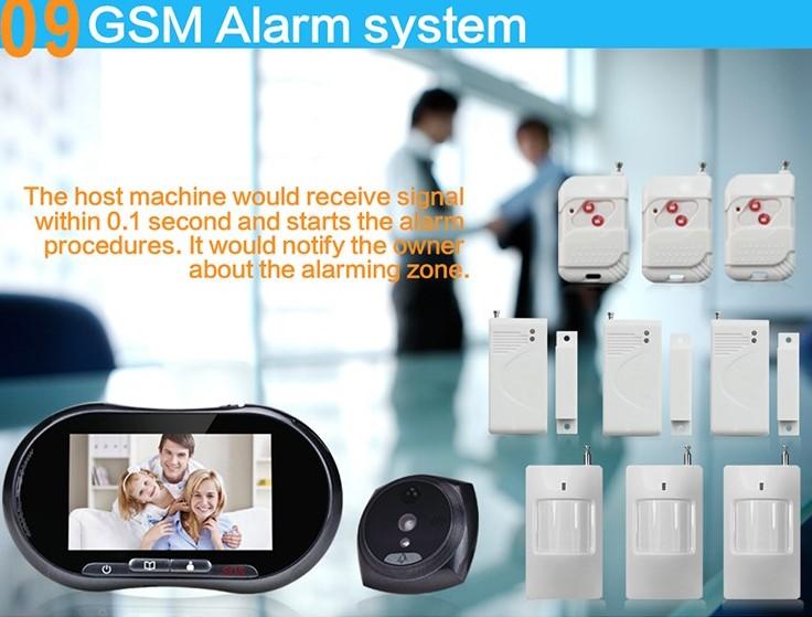 Compra video door phone with gsm online al por mayor de china ...