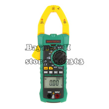MASTECH MS2015B 1000A AC Clamp Meters w/Capacitance Frequency Temperature & NCV Test - baymax II store