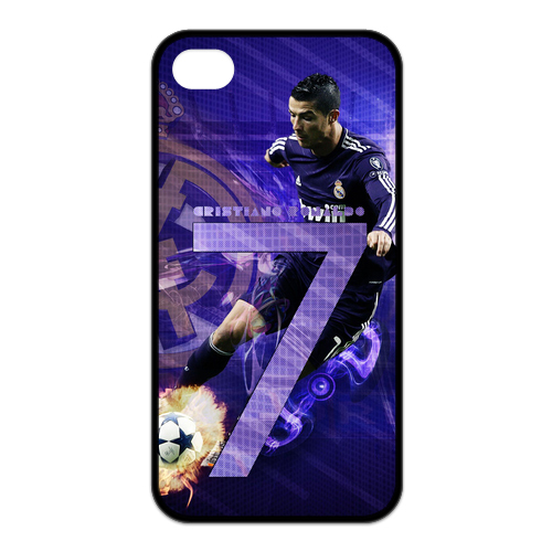 Cristiano Ronaldo CR7 Football Cover case for iphone 4 4s 5 5s 5c 6 6s plus samsung galaxy S3 S4 mini S5 S6 Note 2 3 4 z0496(China (Mainland))