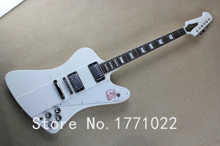 Brand new thund bird electric guitar explore free shipping 6 strings firebird James Hetfield Snakebyte design(China (Mainland))