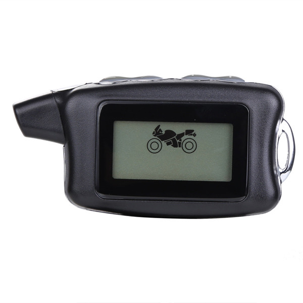 Фотография TPMS Wireless Motorcycle Tire Pressure Monitoring System LCD Digital screen TPMS with 2 External Sensors Security Alarm Systems