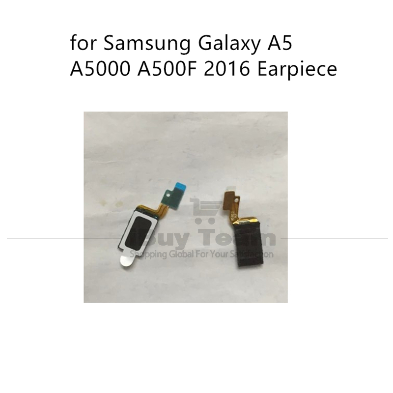 2pcs/lot Original Earpiece for Samsung Galaxy A5 A5000 A500F 2016 Telephone Receiver Ear Speaker Replacement Repair Spare Parts(China (Mainland))