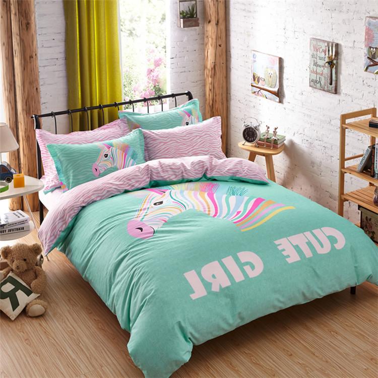 Online Get Cheap Horse Bedspread Aliexpress Com Alibaba