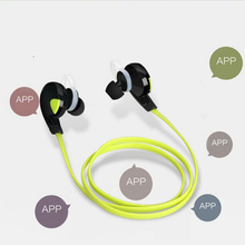 New Original Bluetooth 4.0 Headphone Wireless Stereo Sports Earphone Studio Music Handsfree Headphone Sweatproof For Phones(China (Mainland))
