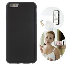 For iPhone 6 6S Anti Gravity Back Case 6 Plus 6Splus Magic Sticky Sefie Cover on Mirror Wall Glass Smooth Table
