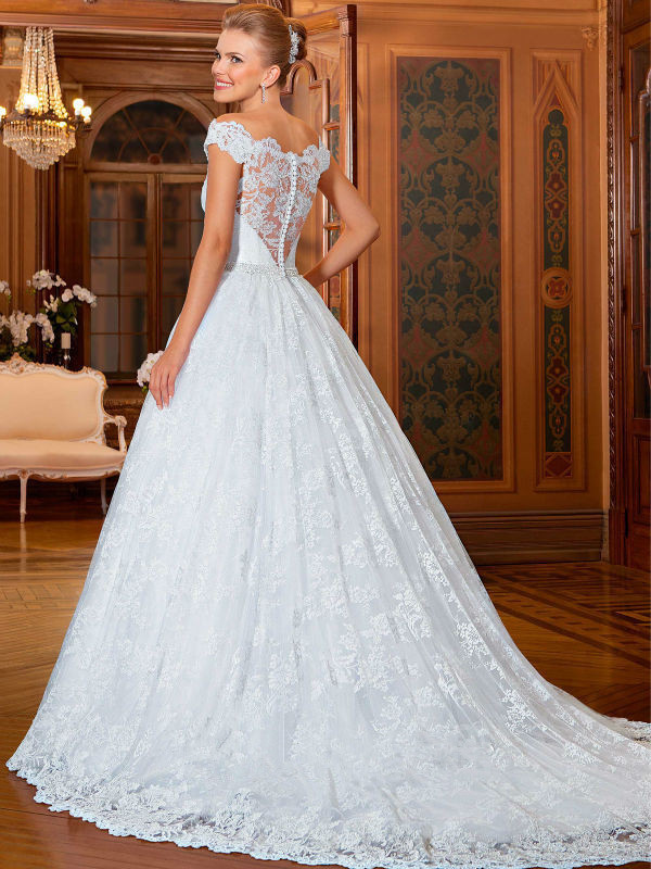 Wedding Dresses Lace Victorian : Gallery for gt victorian style lace wedding dresses