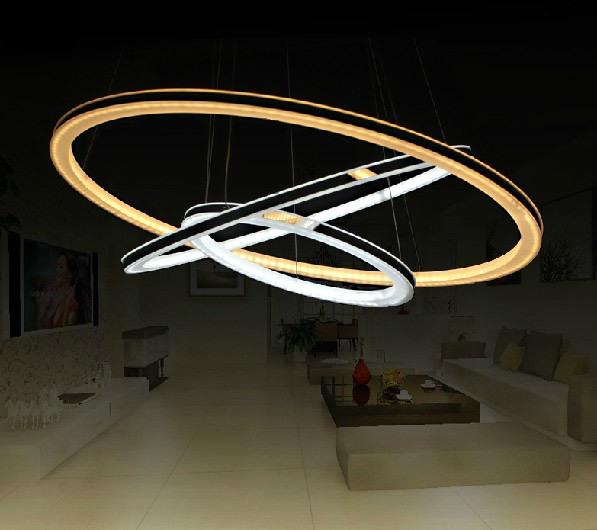 buy modern chandelier led lamps living. Black Bedroom Furniture Sets. Home Design Ideas