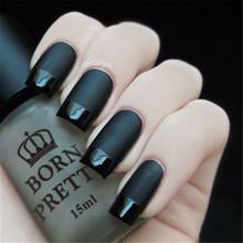 Супер матовый лак для ногтей чтобы изменение поверхности глянцевое масло лак для ногтей(China (Mainland))