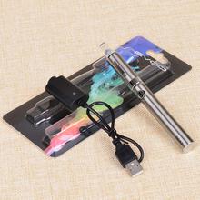 Highest Quality–EVOD MT3 Electronic Cigarette kits 1.6ml MT3 Atomizer 650 900 1100mah EVOD Battery Ego e Cigarette Blister Kits