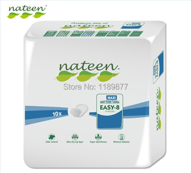 Nateen adult incontinence pads(China (Mainland))