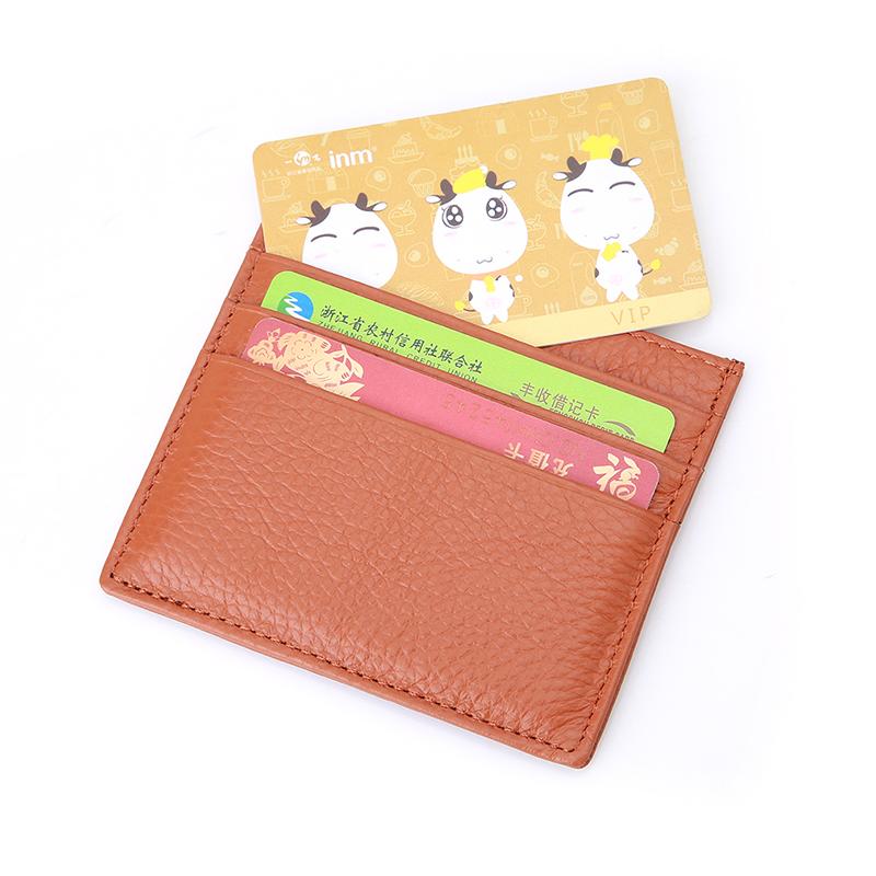 Men s Women Credit Card Organizer Holder Case Card Holder