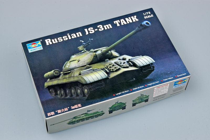 1/72 DIY hobby model Russian JS-3m Stalin heavy Tank Armored Car Building Block Set model kit best gift(China (Mainland))