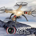 2016 New SYMA X8HC 2 4Ghz 6 Axis Gyro RC Quadcopter Drone With Camra HD 2