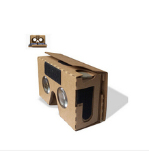 Free shipping Max 6 inch top quality Google Cardboard 2.0 VR glasses oculus rift VR smart 3D glasses+headbelt +Conductive button