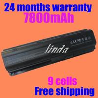 9 Cells Notebook Battery FOR PAVILION DM4 DV3 DV5 DV6 DV7 DV8 G4 G6 G7 CQ32 CQ42 CQ43 CQ56 CQ62 P/N 593554-001