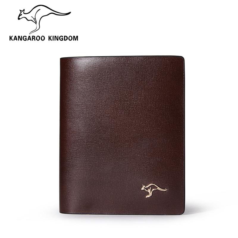 Здесь можно купить  2015 new kangaroo genuine wallet male short leather man Qian Jia head leather  Камера и Сумки